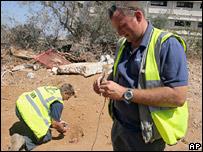Expertos detonan bomba en el sur de Líbano