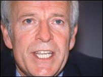 FSA Chairman Callum McCarthy