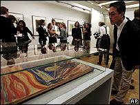"""""""El grito"""", de Edvard Munch, en exhibición"""