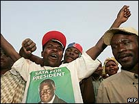 Sata supporter