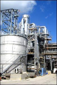 Biodiesel tanks