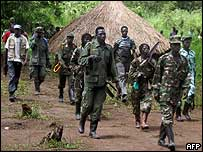 Members of the LRA