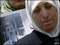 Nasser Shaer's wife