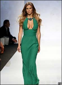 Israeli model Bar Refaeli