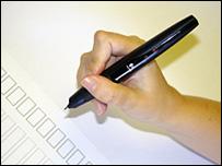 Digital pen and paper
