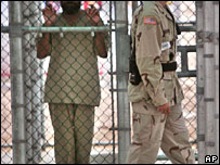 Guantanamo Bay detention camp