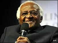 Archbishop Desmond Tutu. File photo