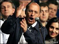 Geraldo Alckmin campaigning in Sao Paulo