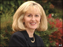 Former HP general counsel Ann Baskins