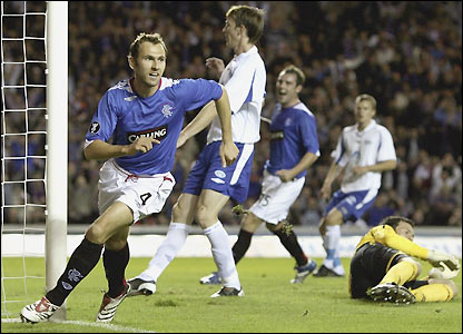 Thomas Buffel scores