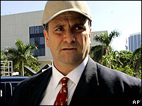 Disgraced US lobbyist Jack Abramoff