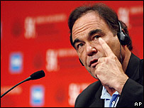 Oliver Stone at the San Sebastian International Film Festival