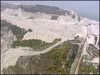 St Austell mine