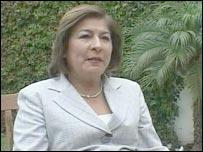 Maria Isabel Miranda de Wallace