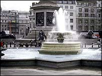 Robin Phillips was caught taking pictures of young girls in Trafalgar Square