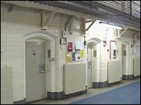 Interior of Inverness Prison
