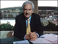 Des Lynam in 1997