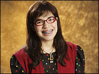 America Ferrera, star of TV's Ugly Betty