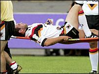 Bradford's Andy Lynch
