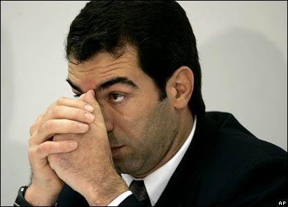 Gol Airline's President Constantino de Oliveira Jr