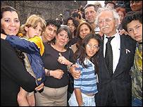 Fausto Trejo, sobreviviente de la masacre de Tlatelolco