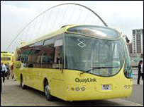 QuayLink bus