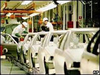 US car factory