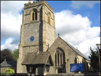 St Mary's, Chirk