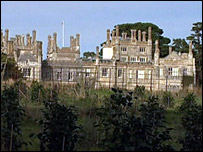 The Tregothnan Estate in Cornwall