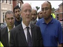 Jim Carr, Preston Council Chief Executive