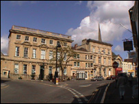 Trowbridge centre