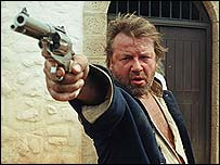 Ray Winstone in The Proposition