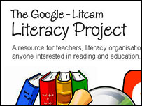 Google Literacy Project screengrab