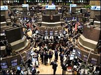 NYSE stock exchange