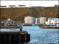 Scrabster harbour (Pic Undiscovered Scotland)