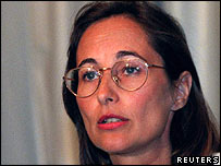 Segolene Royal in 1997
