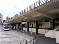 Bretonside Bus Station