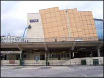 Bretonside Bus Station and Drake's Circus
