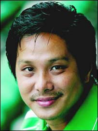 Collin Chee, Sporting Afrique chairman