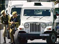 Srinagar attack