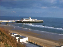 Bournemouth seafront