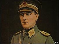 Turkey's founder Mustafa Kemal Ataturk