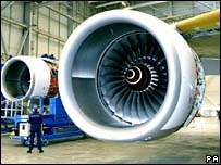 Rolls-Royce Trent engine