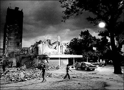 Terremoto del 85. Archivo histórico, El Universal.