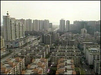 City of Shenzhen, China