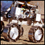 British engineers head to Tenerife to test systems they hope will keep a European rover trundling across the rocky landscape of Mars.