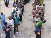Congo voters
