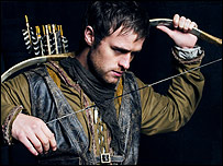 Publicity image from Robin Hood