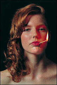 Pyromaniac 2, 2003  by Josephine Meckseper / © The artist, 2006