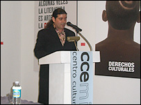 Joaquín Badajoz, miembro correspondiente de la Academia Norteamericana de la Lengua Española
